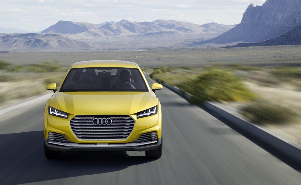 Audi Q4: il compatto SUV coupè sta per arrivare sul mercato