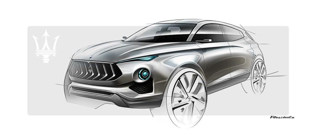 Maserati Karif: il nuovo SUV compatto sarà così? [RENDERING]