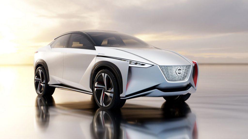 Nissan IMS e IMQ: registrate due nuove sigle per le future vetture elettriche