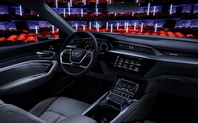 Audi: l'intrattenimento a bordo in primo piano al CES 2019