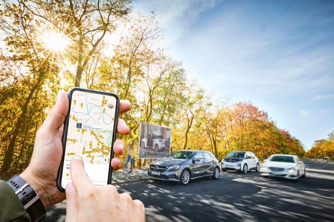 Daimler e BMW daranno vita ad una joint venture sulla mobilità condivisa