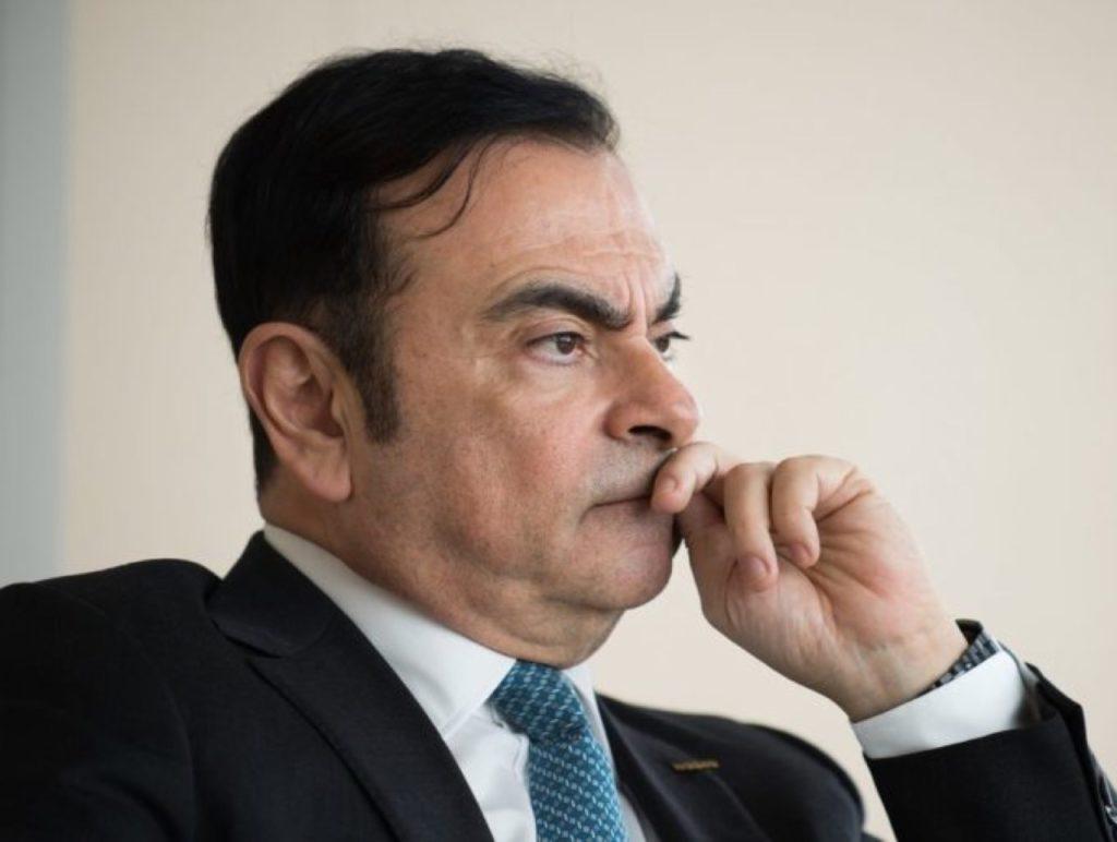 Giappone: formalizzata l'incriminazione per Carlos Ghosn, ex presidente del gruppo Nissan-Renault-Mitsubishi Motors