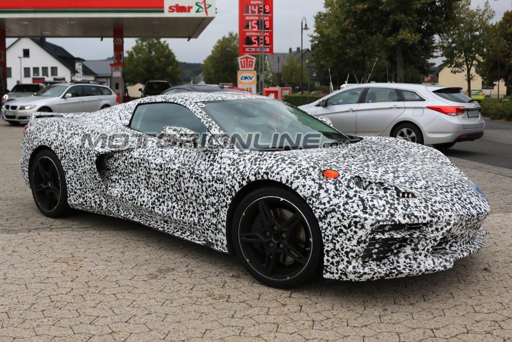 Chevrolet Corvette C8: la nuova supercar non sarà svelata al Salone di Detroit 2019