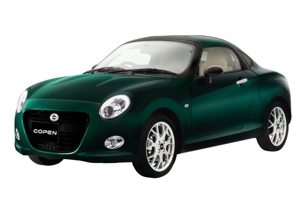 Daihatsu Copen Coupe