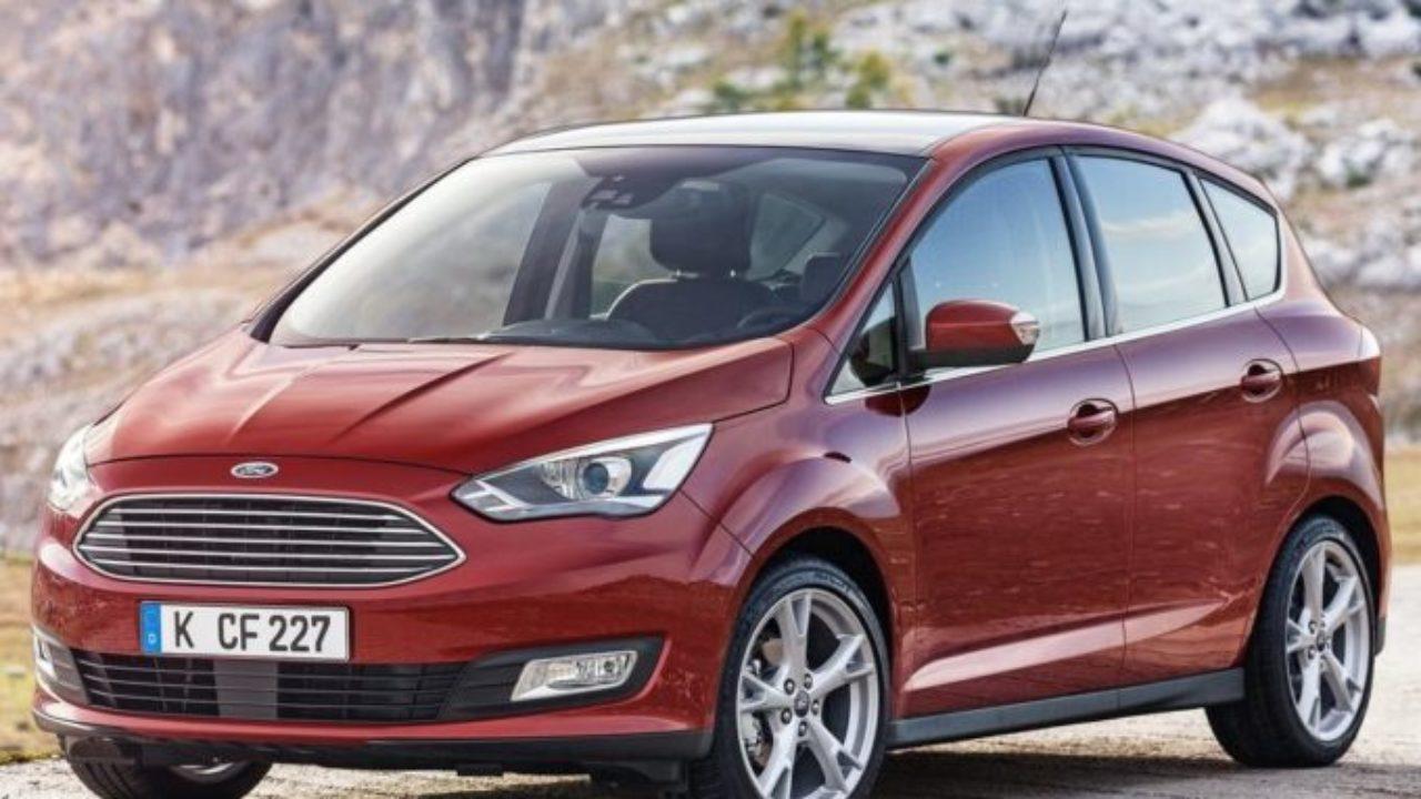 Ford C Max E Grand C Max Deciso Lo Stop Alla Produzione