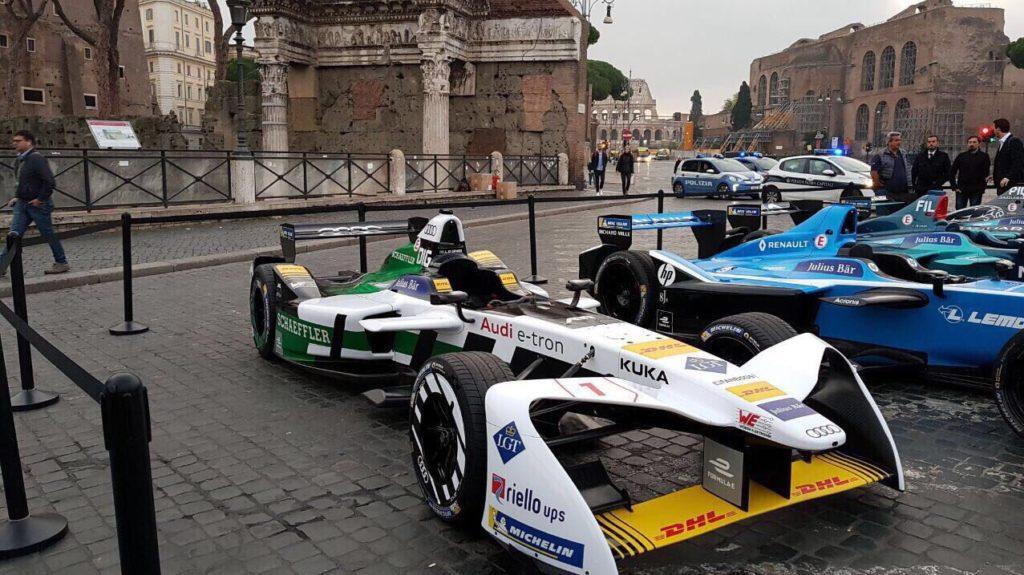 Formula E, via alla vendita dei biglietti per l'E-Prix di Roma del 13 aprile 2019