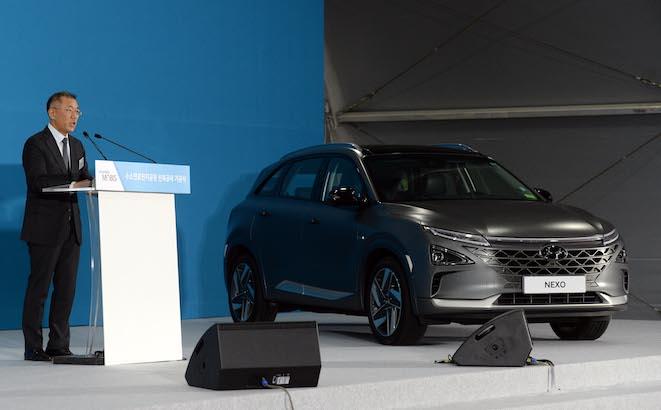 Hyundai: circa 6 miliardi di euro per un futuro ad idrogeno
