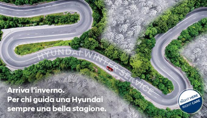 Hyundai Winter Service: la campagna per affrontare l'inverno in sicurezza