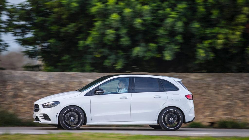 Nuova Mercedes Classe B: Tourer & Sportiva [TEST DRIVE]