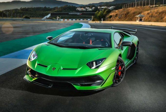 Lamborghini Aventador Lerede Arriver Nel 2020