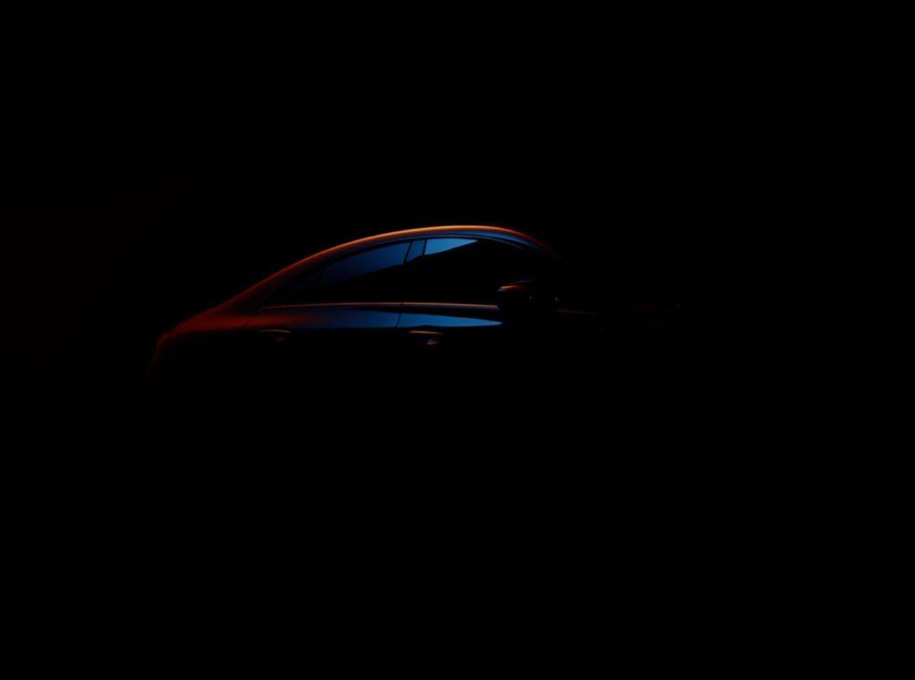 Mercedes-Benz CLA 2020: un'anticipazione in vista del CES di Las Vegas [TEASER]