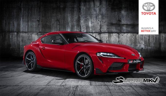 Toyota Supra: la nuova sportiva è stata svelata online [FOTO LEAKED]