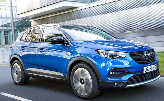 Opel: Grandland X e Corsa aprono l'elettrificazione nel 2019