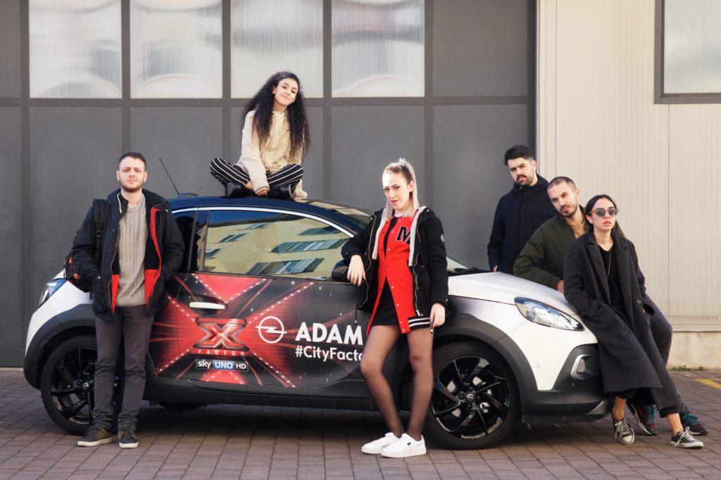 Opel - X Factor 2018