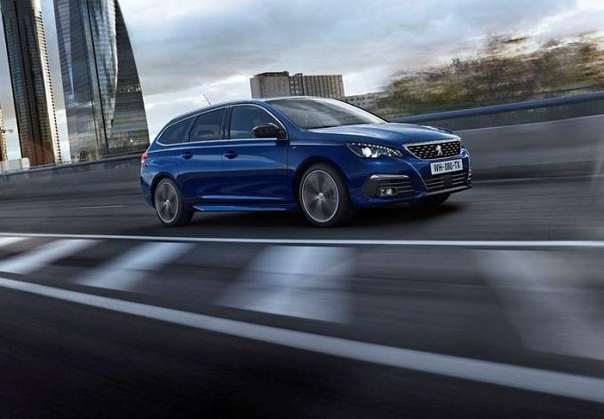 Peugeot: i SUV e la 308 spingono la quota di mercato oltre il 6%