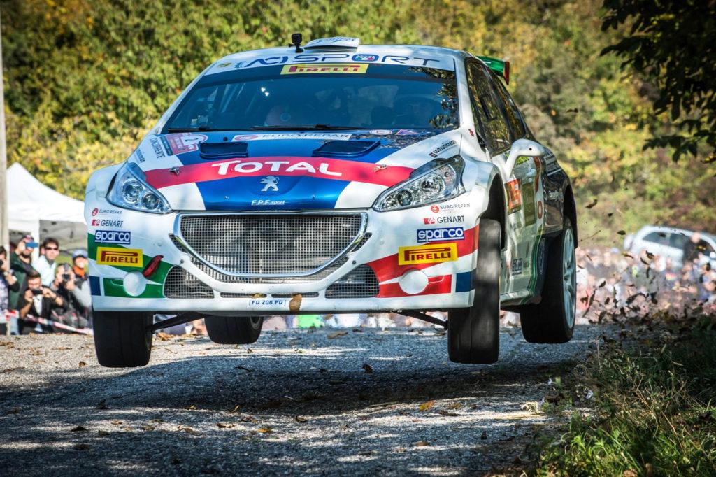 Peugeot al Monza Rally Show 2018, weekend da protagonista