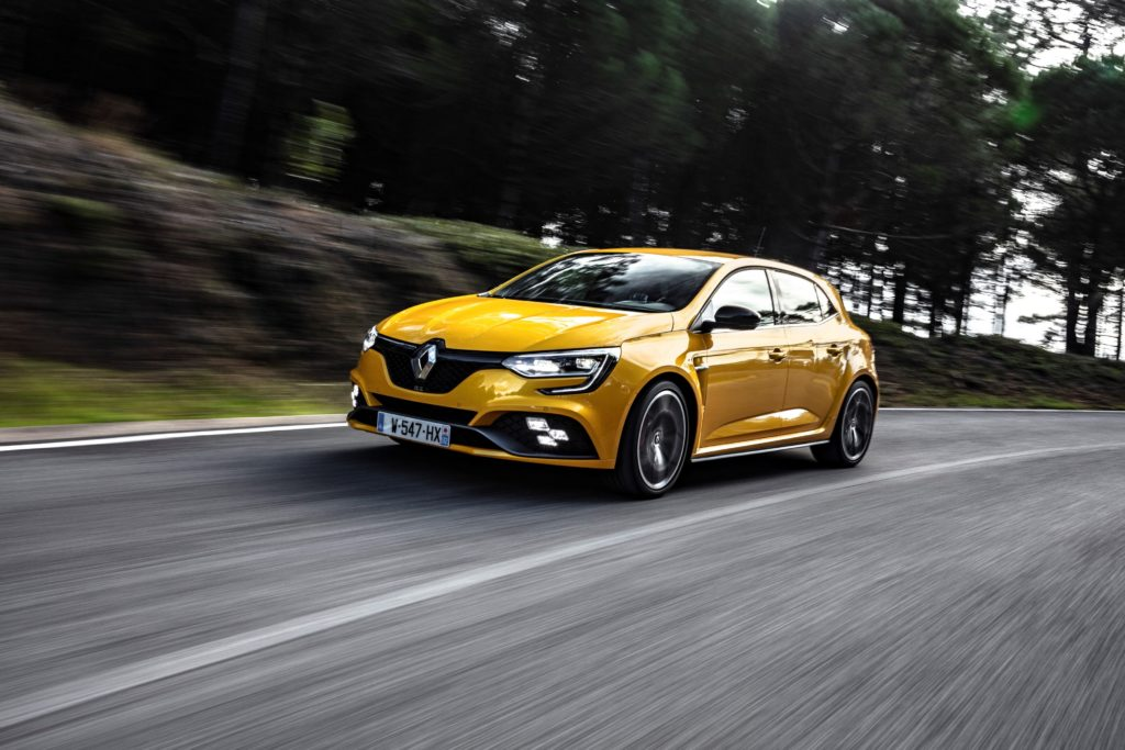 Renault Megane RS Trophy MY 2019