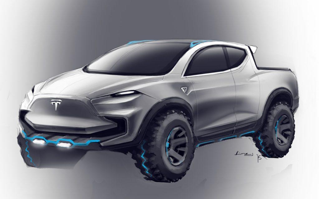 Tesla: il pick-up potrebbe essere svelato nel 2019, parola di Musk