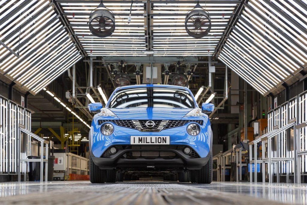 Nissan Juke: la nuova generazione è attesa per l'estate del 2019