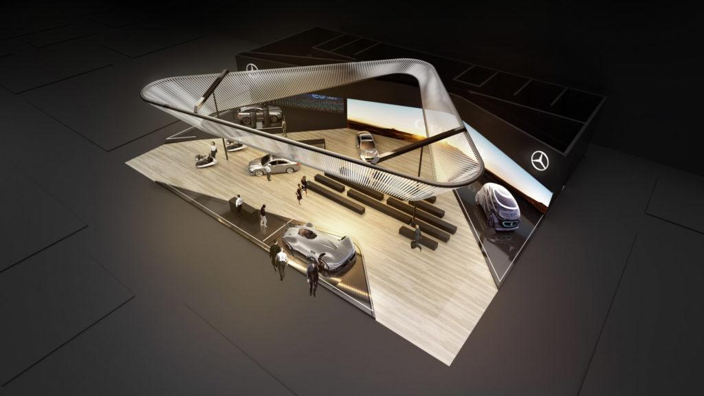 Mercedes CLA: anteprima mondiale al CES di Las Vegas 2019