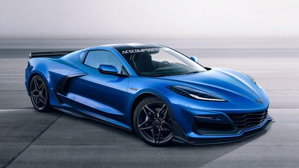 Chevrolet Corvette C8: la nuova sportiva dovrebbe vedere la luce nel mese di maggio del 2019 [RENDERING]
