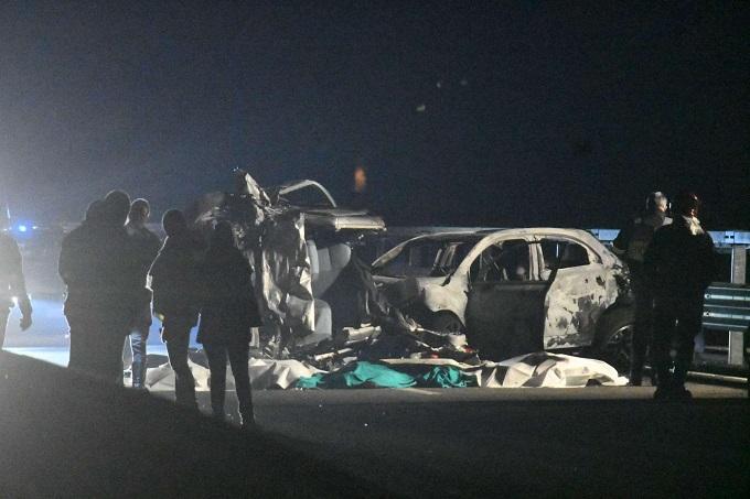 Sondrio, auto in contromano sulla statale dello Stelvio: 6 morti nello scontro frontale
