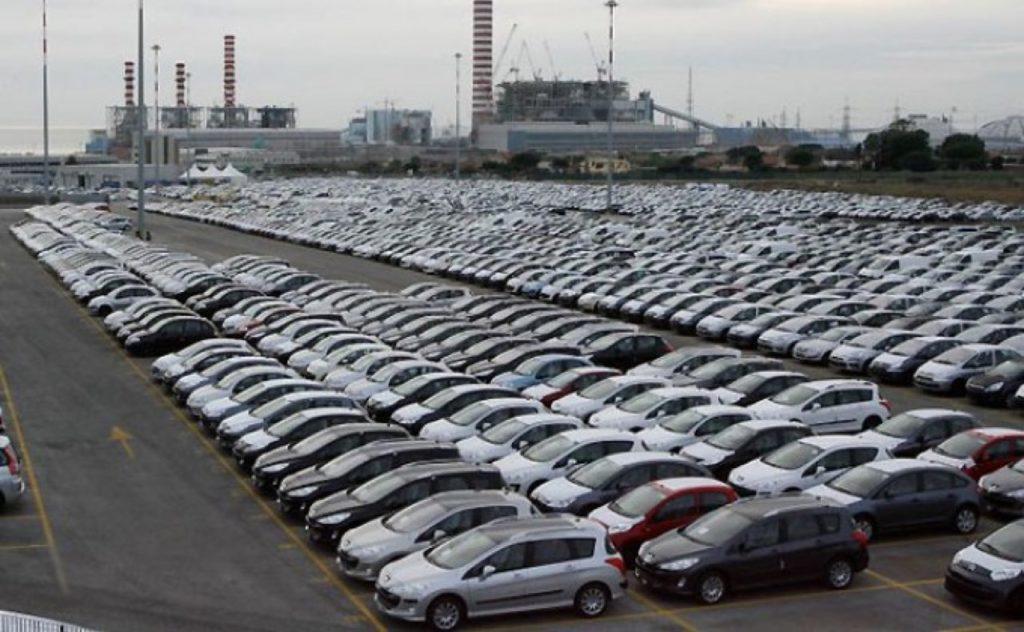 Mercato dell'auto: -6,3% di immatricolazioni in Italia a novembre