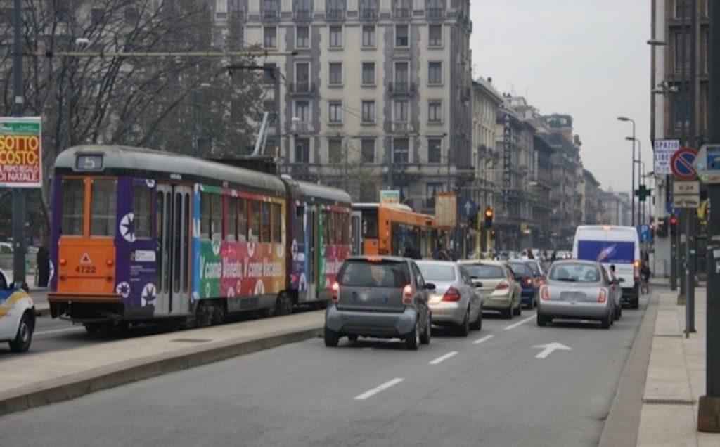 Milano: nuovo blocco dei veicoli diesel Euro 4 da venerdì