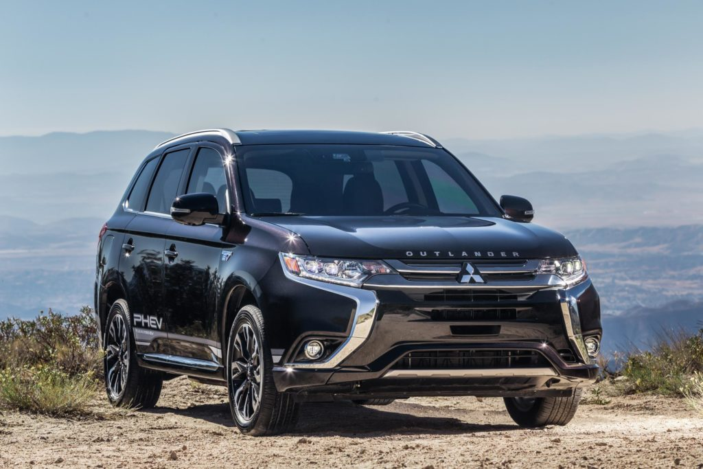 Mitsubishi Outlander PHEV: eletto Green SUV of the Year 2019