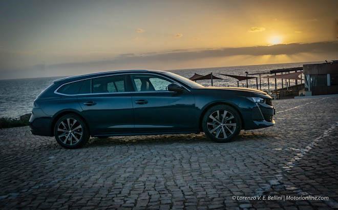 Peugeot 508 SW: consegne in Italia a partire da giugno 2019 [VIDEO]