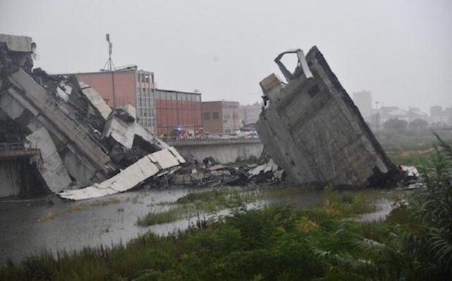 Ponte Genova: iniziata la demolizione, ma tempi forse più lunghi