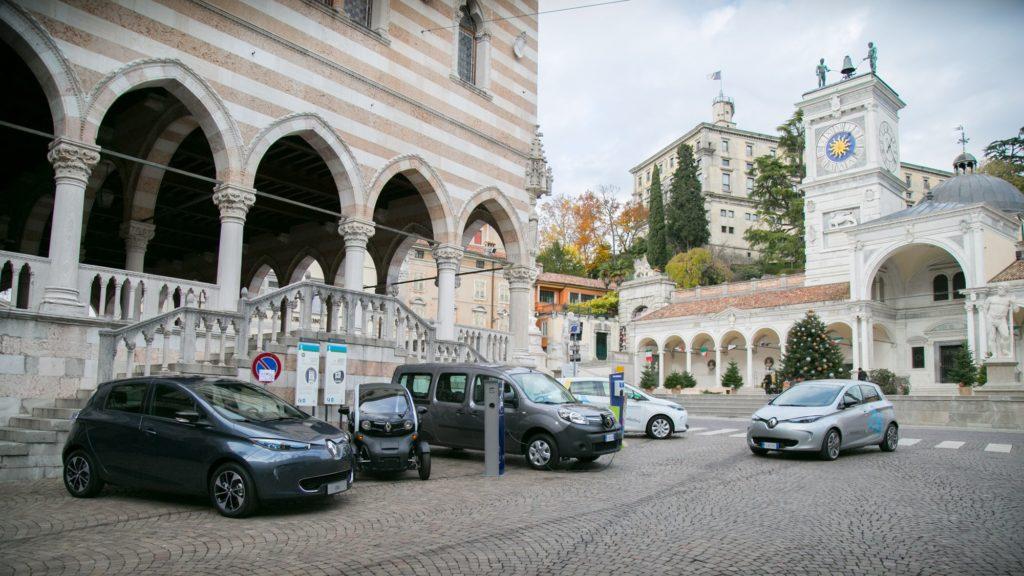Renault Italia presente all'e-Mobility day di Udine