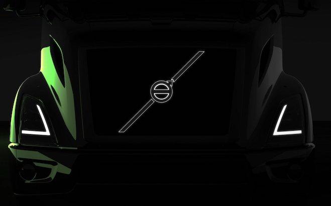 Volvo VNR Electric: il truck elettrico svedese arriverà nel 2020 [TEASER]