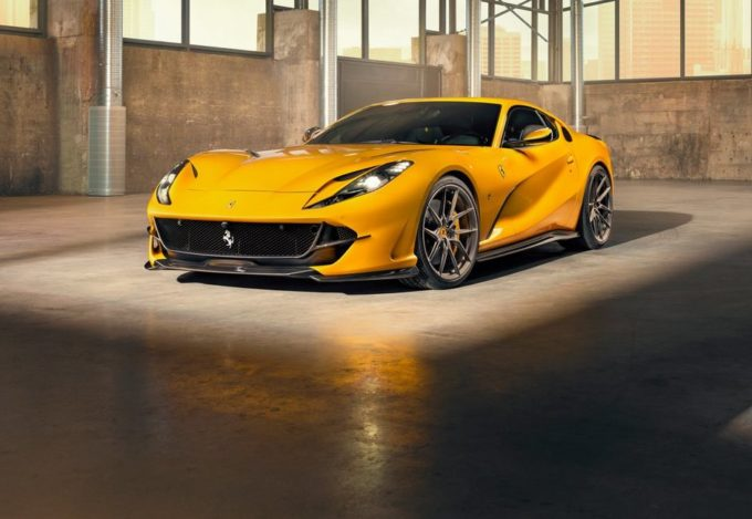 Ferrari 812 Superfast by Novitec