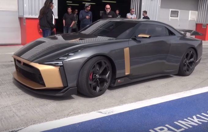 Nissan GT-R50 by Italdesign: panoramica sull'esclusiva limited edition [VIDEO]