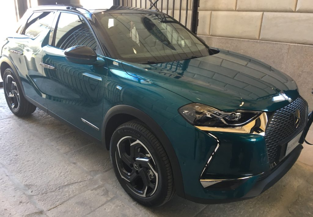 DS 3 Crossback: il design e l'arrivo in Italia [INTERVISTE VIDEO]