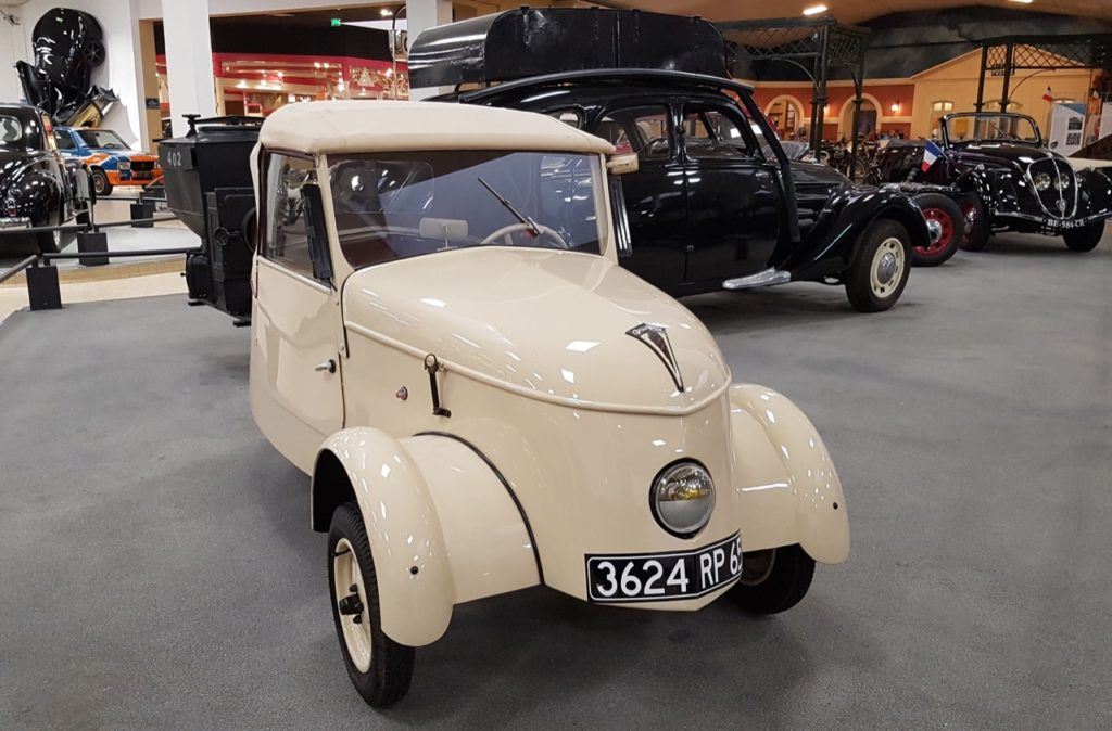 Peugeot - Salon Retromobile 2019