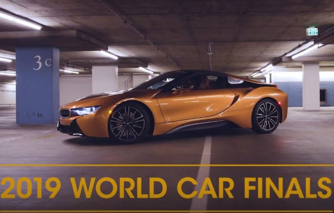 World Car of the Year 2019: i 10 modelli finalisti [VIDEO]