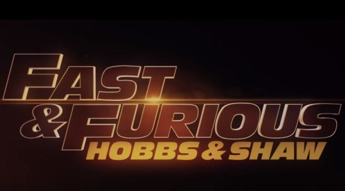 fast and furious svelato il trailer dello spin off hobbs and shaw video. Black Bedroom Furniture Sets. Home Design Ideas