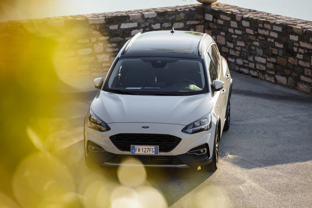 Ford Focus Active: le Crossover belle anche da guidare [TESTDRIVE]
