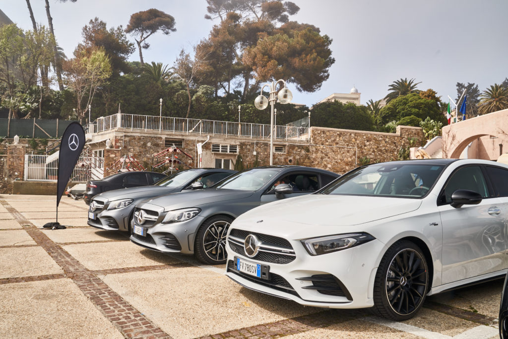 Mercedes-AMG A 35 e CLS 53 Race Edition: sportività elevata all'ennesima potenza [VIDEO INTERVISTA]
