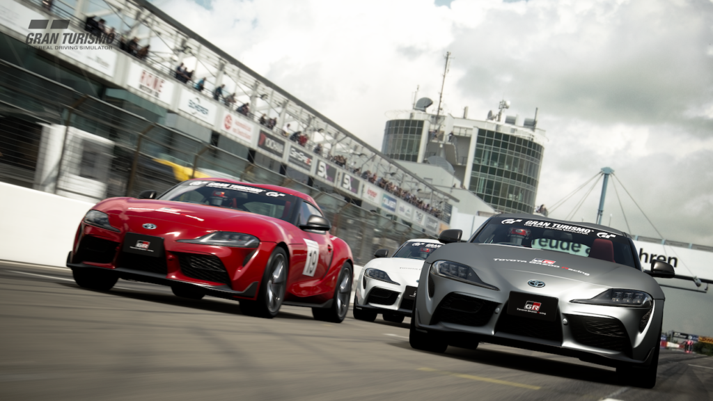 Toyota GR Supra GT Cup: il Gazoo Racing entra nei videogame