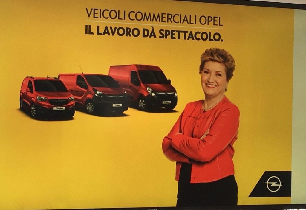 Opel veicoli commerciali: l'offensiva 2019 e Mara Maionchi [INTERVISTA VIDEO]