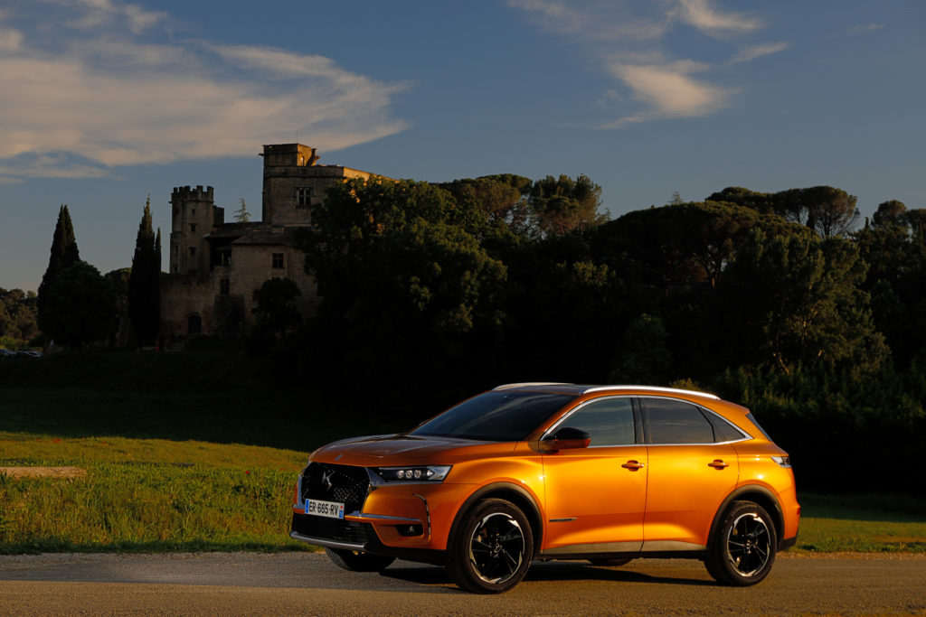 DS 7 Crossback: ADAS inediti per un comfort premium [VIDEO]