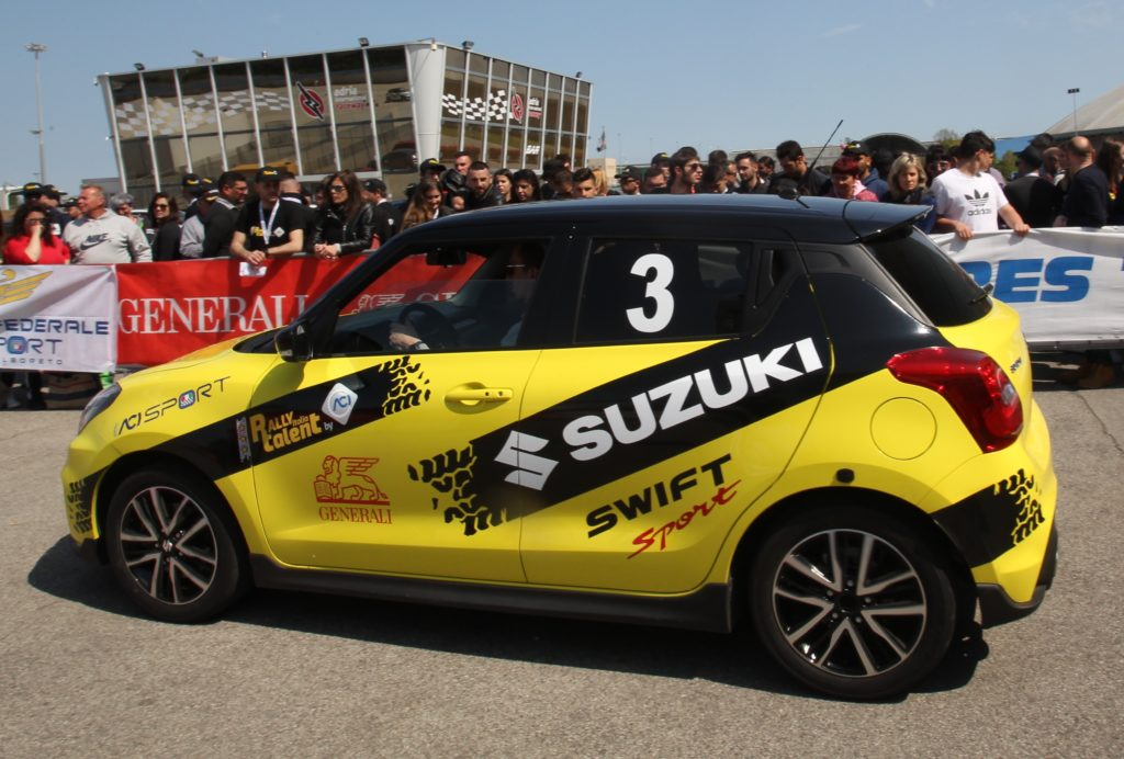 ACI Rally Italia Talent 2019: i nomi dei vincitori dell'evento targato Suzuki
