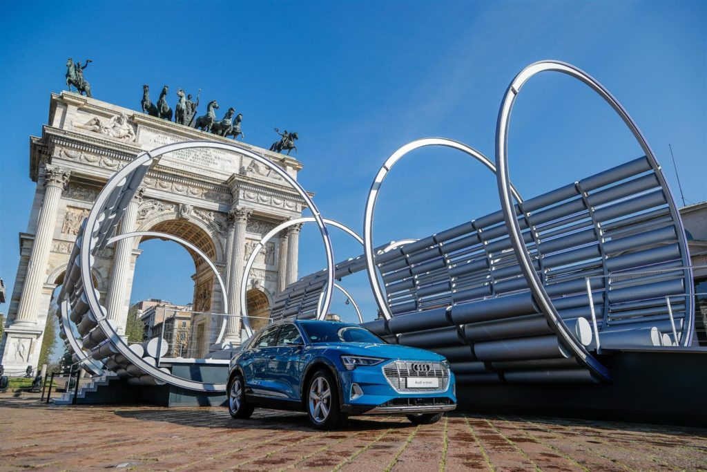 Audi - Milano Design Week 2019