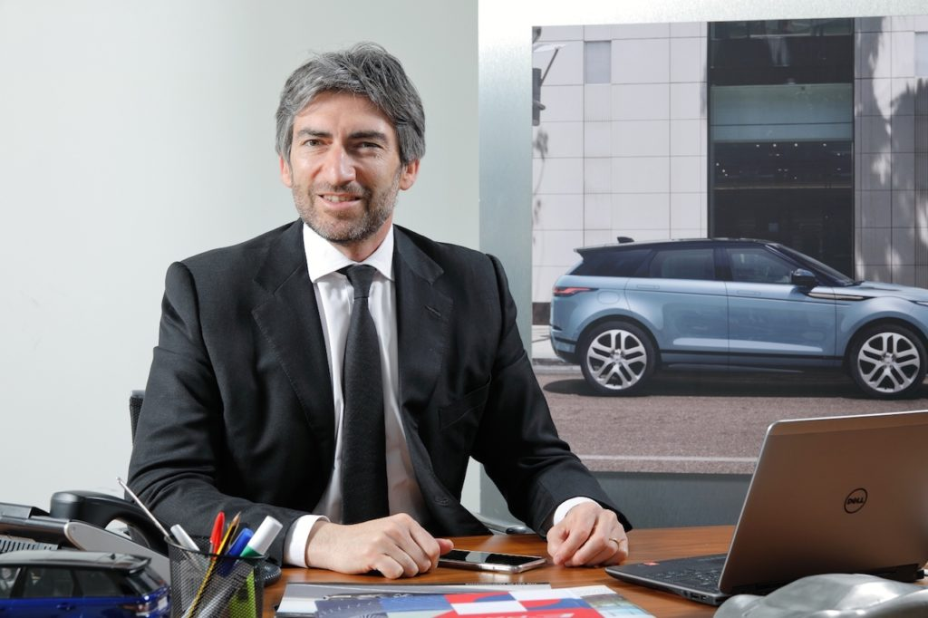 Jaguar Land Rover: Fabio Romano direttore generale marketing e PR