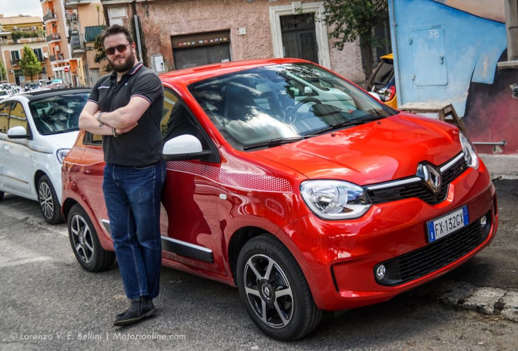 Nuova Renault Twingo 2019 - Test Drive in anteprima