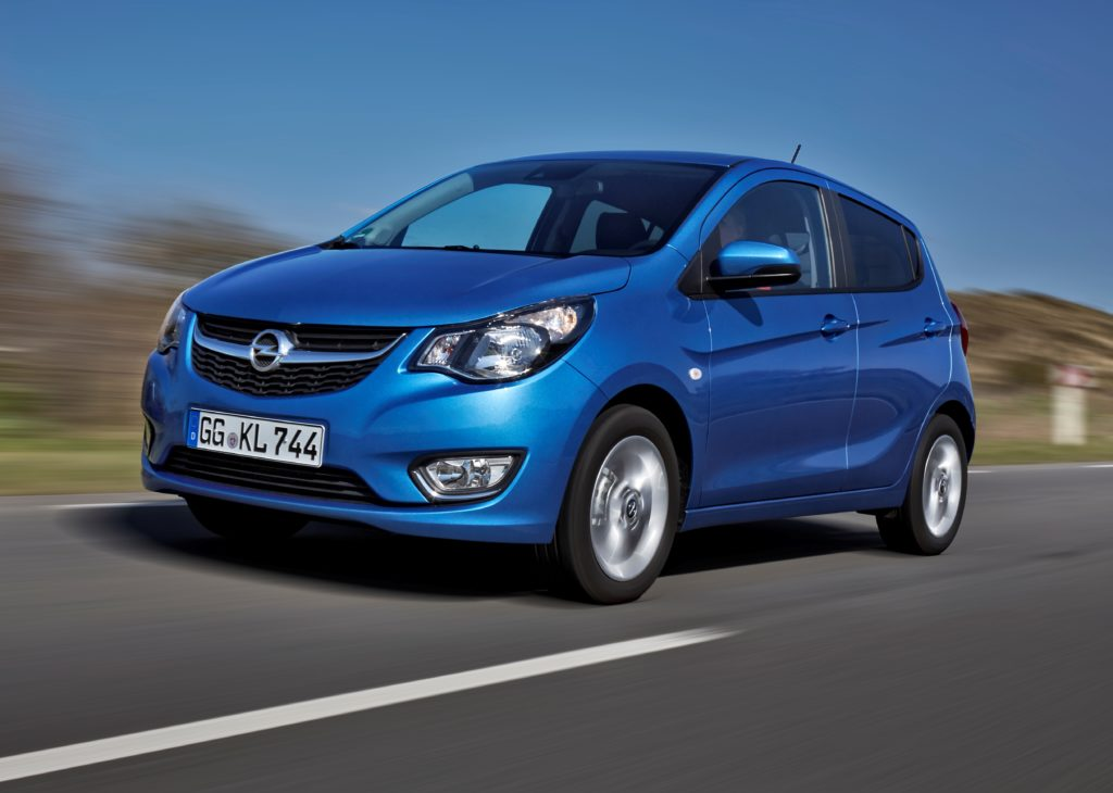 Opel Karl: le vendite in Italia superano quota 50.000