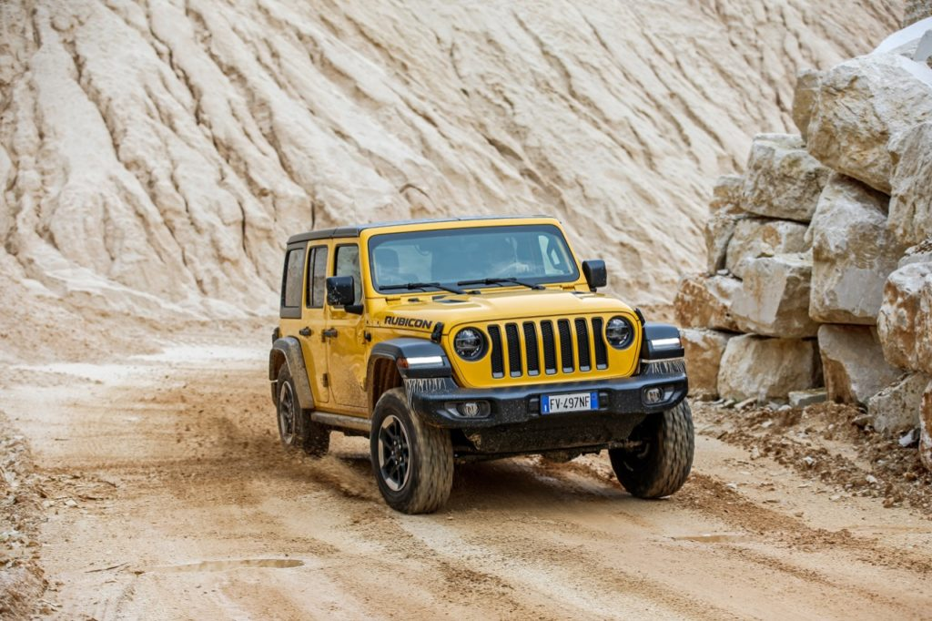 Jeep: importanti riconoscimenti agli OFF ROAD Magazine Awards del 2019